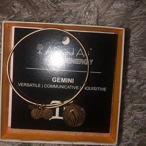 Alex and Ani Gemini Bracelet
